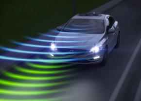 Volvo Active High Beam Control