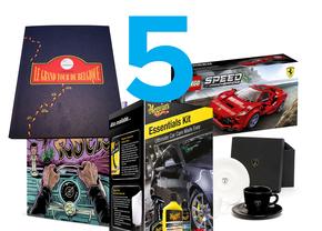 Vijf leuke kerstcadeau's voor Autofans