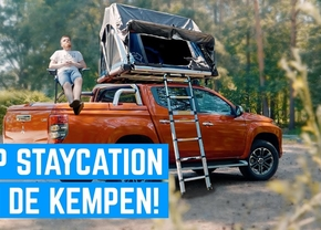 Mitsubishi L200 Staycation video autofans