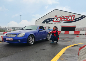 Jesco Prive stage Personal Driving Training