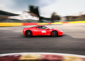 GT events Francorchamps 2012