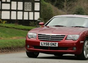 Vergeten auto #68: Chrysler Crossfire