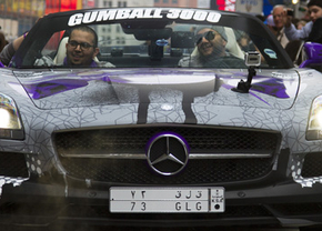 Special: 2012 Gumball 3000