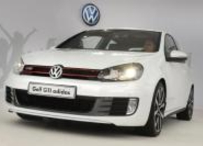 Speciale reeks:VW Golf GTI 'Adidas'