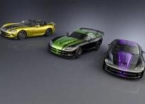 Special Editions van finale Dodge Viper