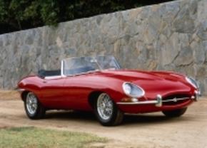 Jaguar E-Type wordt 50 jaar