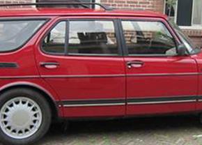 Vergeten auto #43: Saab 900 Safari