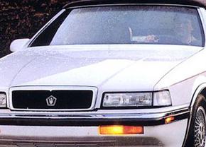Vergeten auto #44: Chrysler TC by Maserati