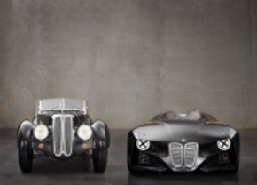 BMW 328 Homage concept (2011)