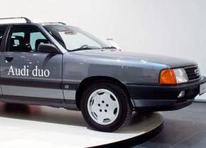 Vergeten Auto #50: Audi Duo