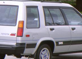 Vergeten auto #53: Toyota Tercel 4WD