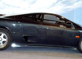Vergeten auto : MTX Tatra V8