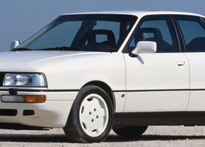 Vergeten auto #59: Audi 90