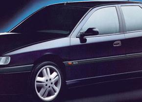 Vergeten auto #63: Renault Safrane Baccara BiTurbo