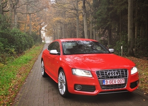 audi S5 Kevin