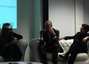 AudiForum: De toekomst van de auto in de stad (Biënnale Interieur 2012)