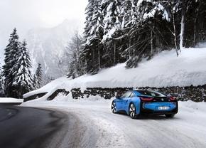 bmw xDrive Challenge in Zwitserland