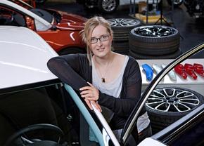 Vijf snelle vragen aan Sonja Vanden Berk, interior designer van de Opel Adam