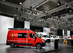 Autosalon Brussel 2013: de bestelwagens