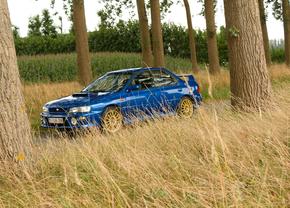 Vrijdag Fandag Subaru Impreza GT Turbo