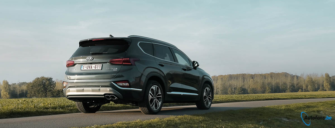 Rijtest: Hyundai Santa Fe (2019)