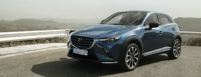 mazda cx-3 facelift 2018
