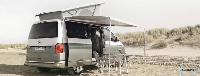 volkswagen california camper t6 2018 test autofans