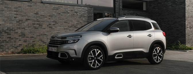 Citroen C5 Aircross review rijtest autofans 2020