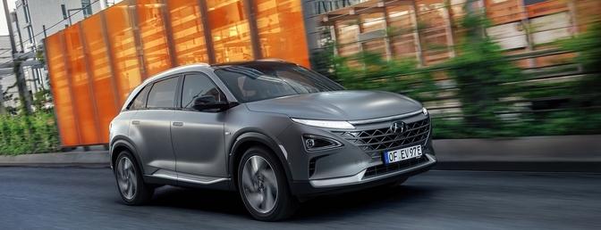 Rijtest: Hyundai Nexo Fuel Cell (2019)