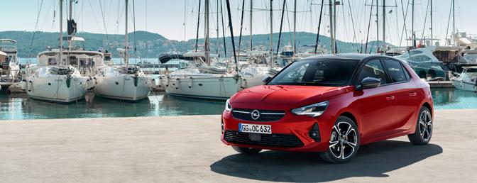 Opel Corsa Rijtest 2019 1.2 Turbo