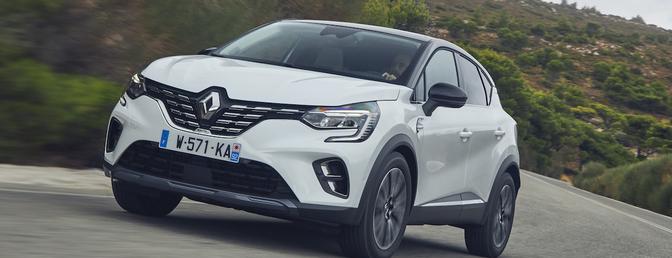 Renault Captur review rijtest 2019