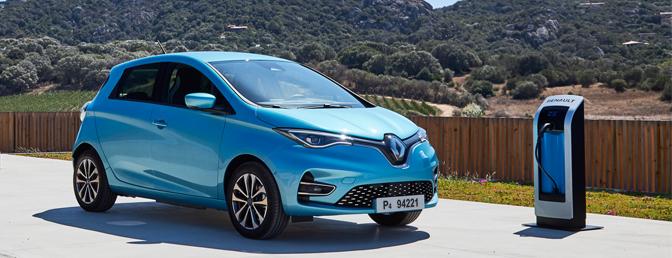 Rijtest Renault Zoe 50 R135 2019