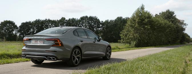 2019 Volvo S60 T4