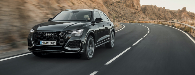 Audi RS Q8 test Autofans 2020