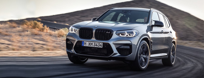BMW X3 M Competition 2020 Rijtest