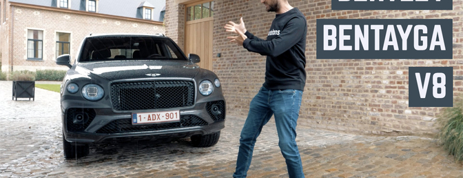 Bentley Bentayga review 2020