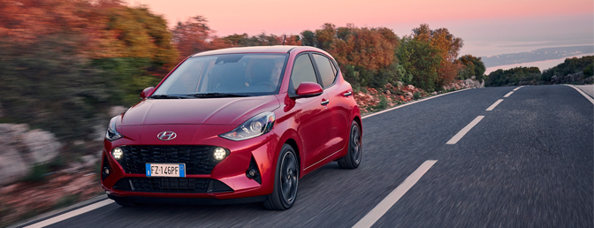 Hyundai i10 2020 Review Rijtest Autofans