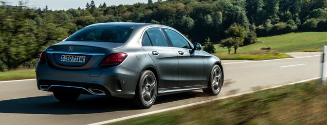 Mercedes-Benz C 300 e plugin hybride PHEV rijtest test autofans