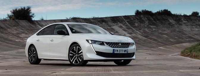Rijtest: Peugeot 508 Hybrid (2020)