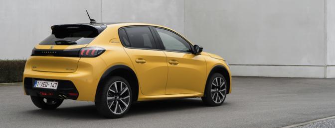 Peugeot 208 2020 rijtest review Autofans