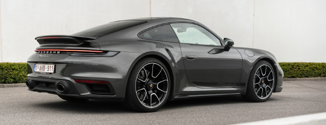 Porsche 911 Turbo S review rijtest 2020 video