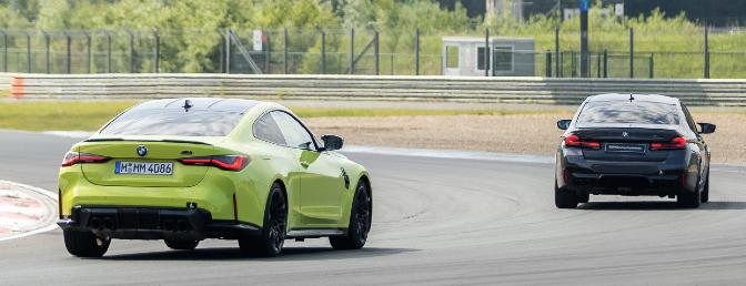 BMW M4 Trackday Zolder 2021