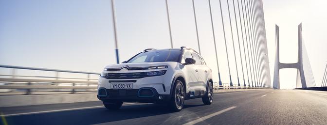 Citroën C5 Aircross Hybrid 2021