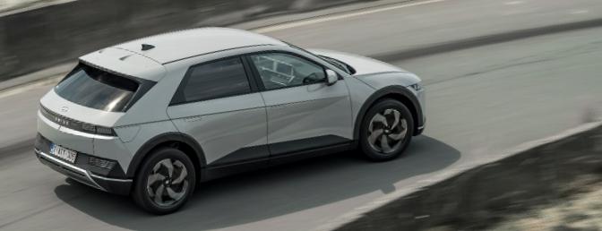 Rijtest Hyundai Ioniq 5 review Belgie