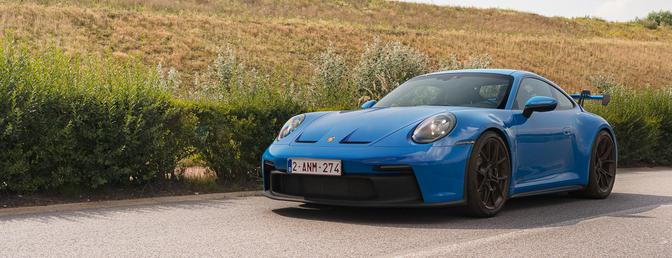 Porsche 911 GT3 Rijtest 2021