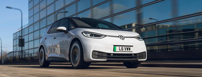 Volkswagen ID.3 PRO S 77 kWh