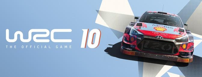 WRC 10 Gametest