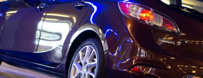 Mazda 3 1.6 CDVi 2012 rijtest