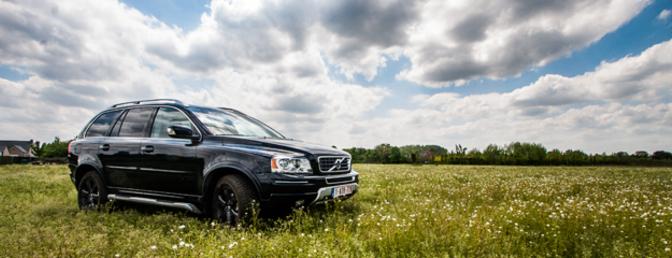 Rijtest: Volvo XC90 Black Design