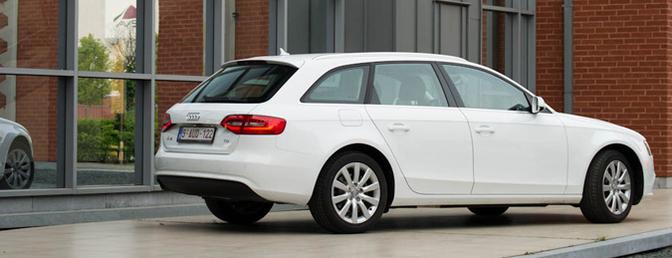 Rijtest: Audi A4 Avant (2012)
